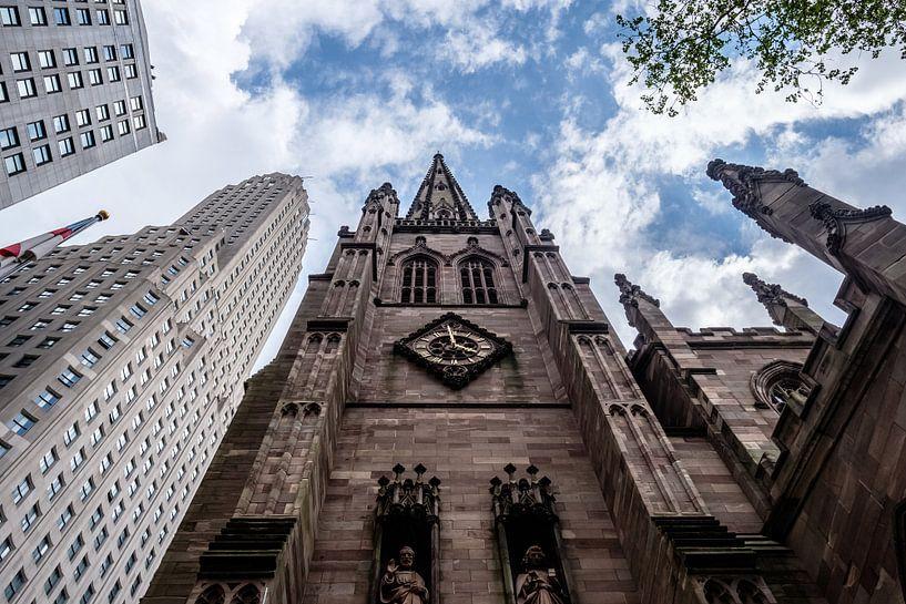 Trinity Church, New York City van Eddy Westdijk