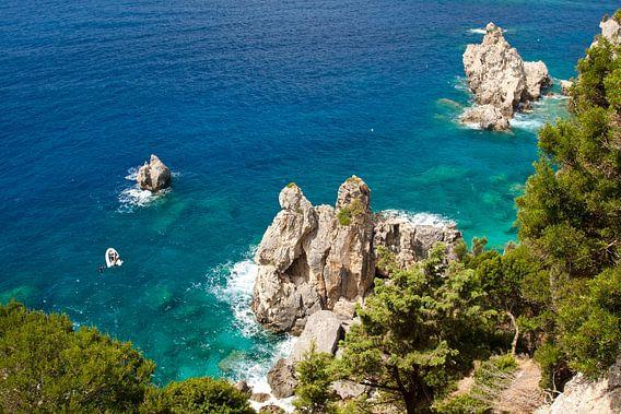 Paleokastrites Corfu
