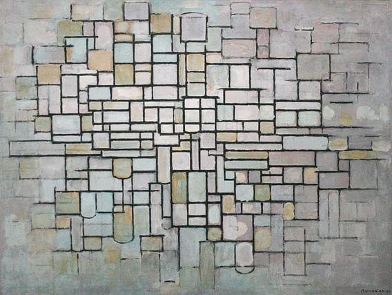 Piet Mondriaan. No. 11