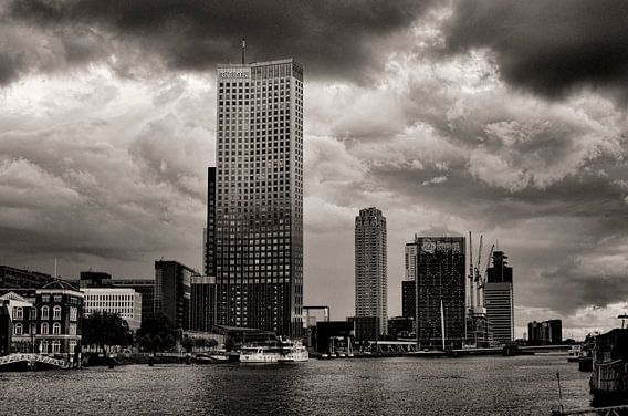 Koningshaven in Rotterdam