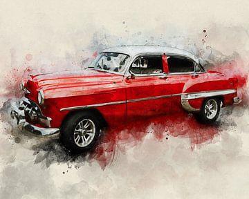 Chevrolet Bel Air sur Pictura Designs