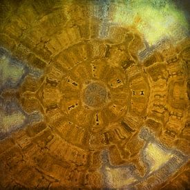Bruin-Geel van Carla van Zomeren