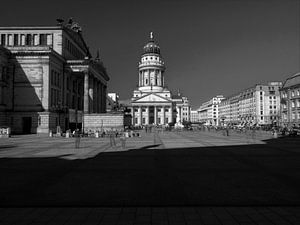Gendarmenmarkt Berlin van