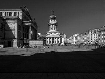 Gendarmenmarkt Berlin von Marc J. Jordan