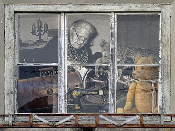 Fensterblick - Es war einmal von Christine Nöhmeier