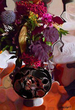 Vase van Helmut Englisch