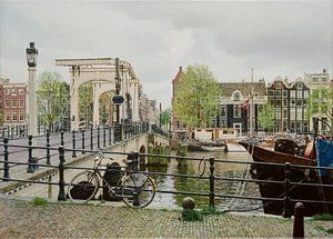 Amsterdam, Magere Brug van Igor Shterenberg