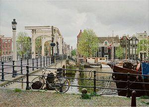 Amsterdam, Magere Brug van