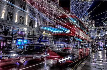 Regent Street Londen van