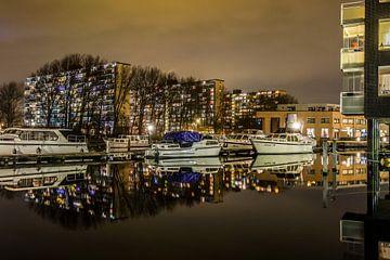 Katwijk in de avond sur Dirk van Egmond