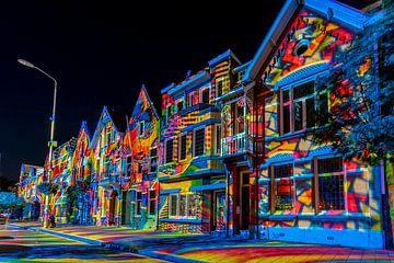 Glow 2019 - Wilhelminaplein - Eindhoven van Fotografie Ploeg