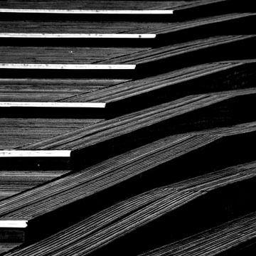 Stairs/Traptreden van Gerrie van Slobbe
