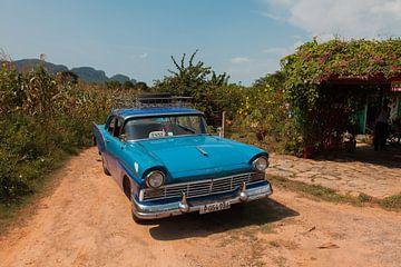 Cuba Oldtimer 04 van Arjan Benders