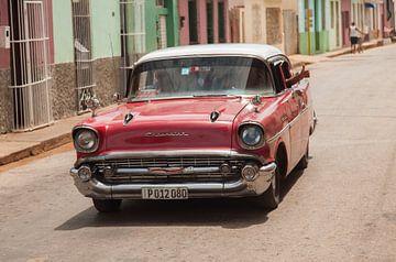 Cuba Oldtimer 07 von Arjan Benders