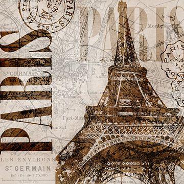 Nostalgic Paris II van Andrea Haase