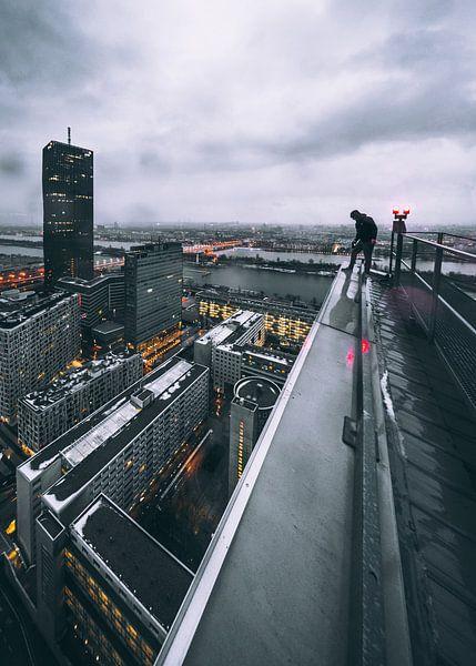 Rainy Vienna von Flave_de