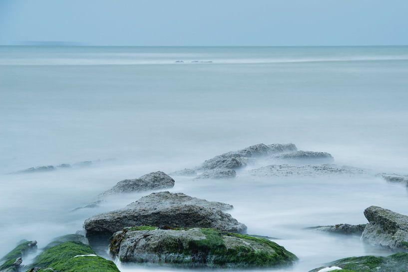 Mysterious sea view van Wendy van Kuler