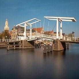 Pont de pierre tombale Haarlem sur Mark Bolijn
