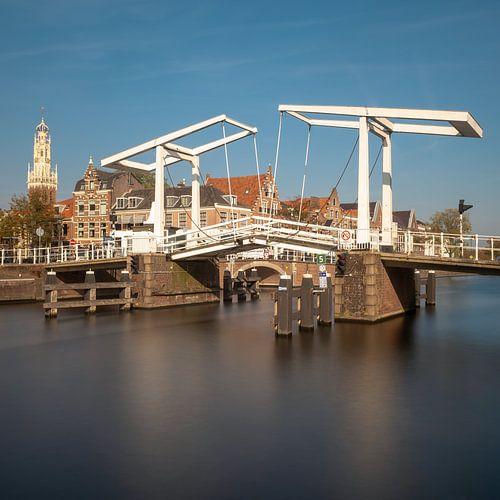 Pont de pierre tombale Haarlem