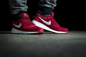 Nike sportschoenen van Bas Witkop