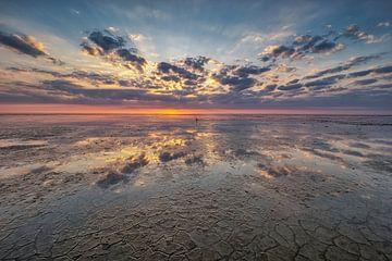 Waddenzee Westhoek Friesland van Gerrit de Groot