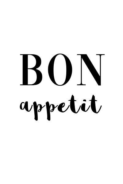Bon Appetit von Felix Brönnimann