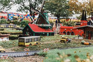 Village miniature