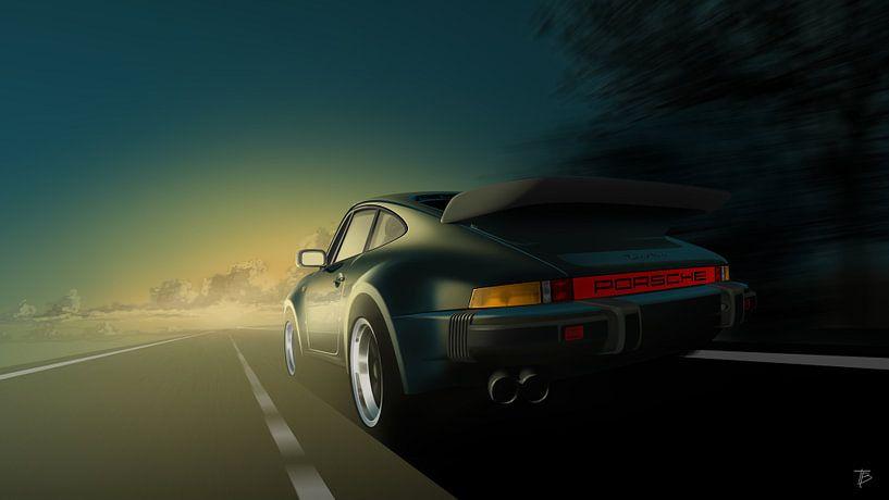 Porsche 911 Turbo (930) von Thomas Bigwood