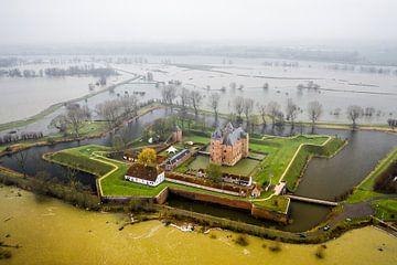 Slot Loevestein - Zaltbommel van Freek van den Bergh