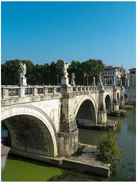 Ponte Sant'Angelo van Ronald Hulsebos