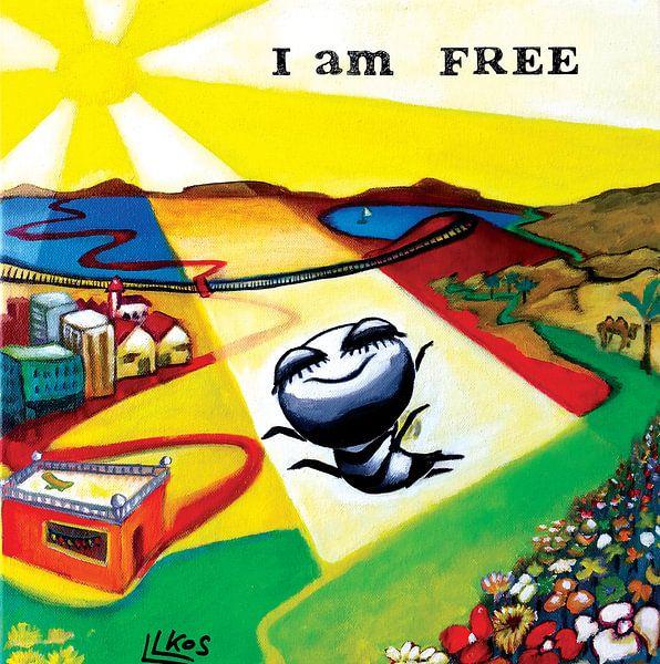 I am free van Lorette Kos