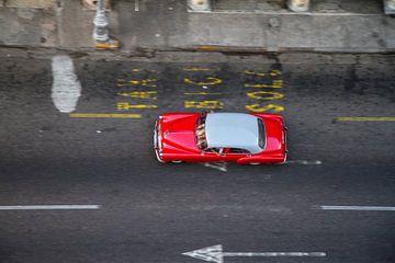 Oldtimer in Havana sur Rob Altena