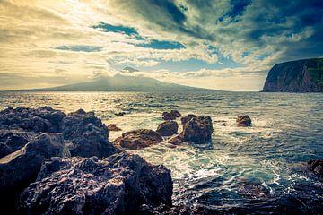 Flores, Azoren, Portugal von Marcel Bakker
