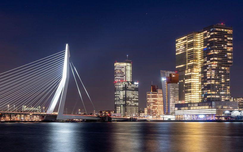Skyline Rotterdam sur Jeroen Kleiberg