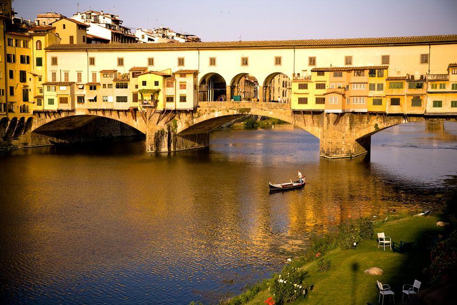 Ponte Vecchio in morninglight