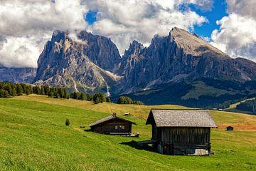 Holzhaus in den Bergen von Tilo Grellmann | Photography