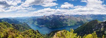 Lake Garda von Eric van den Berg