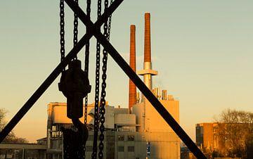 Industrieel erfgoed, oude Philips energiefabriek. von Hennnie Keeris