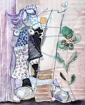 Love Ladder von Masch