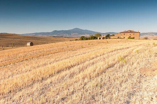 Toscaans landhuis op unieke locatie von Damien Franscoise
