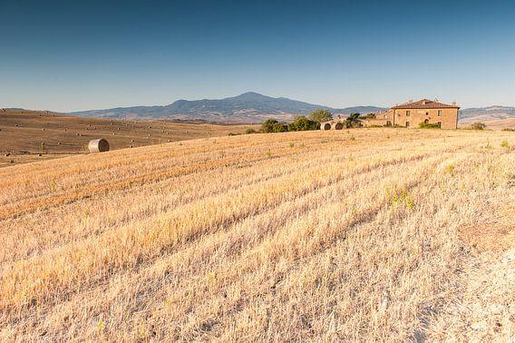 Toscaans landhuis op unieke locatie