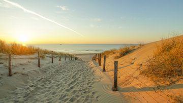 Strand, zee en zon aan de Nederlandse kust van Dirk van Egmond