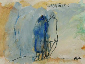 Lovers von Leo de Jong