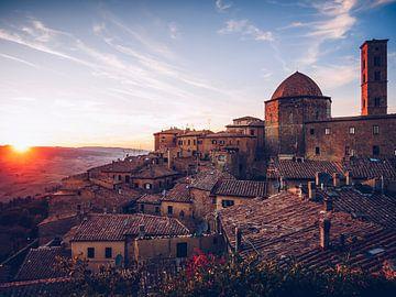 Volterra (Toskana, Italien) von Alexander Voss