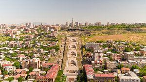 Yerevan Cascade van SkyLynx