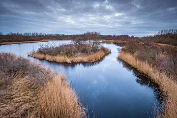 Zone de loisirs Suyderoogh près de Lauwersoog sur Evert Jan Luchies