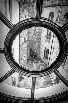 Doorkijkje Dunrobin castle von Fenna Duin-Huizing
