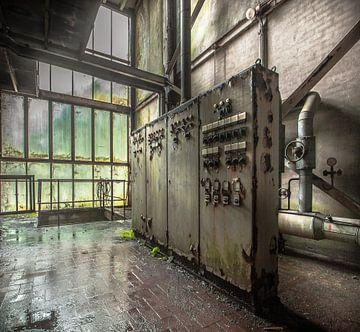 Die Fabrik von Olivier Van Cauwelaert