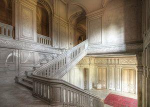 De marmeren trap van