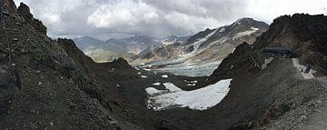 gletsjer  sur Matthias Erkelens